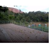 quanto custa deck de madeira plástica em São Paulo na Lapa