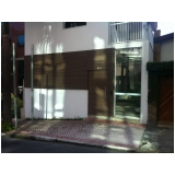 quanto custa fachada de madeira exterior no Jardim Bonfiglioli