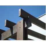 quanto custa madeira ecológica para telhado na Vila Augusta