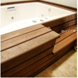 quanto custa piso deck ecológico para spa em Morros
