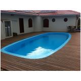 quanto custa piso deck para piscina em SP Santo André