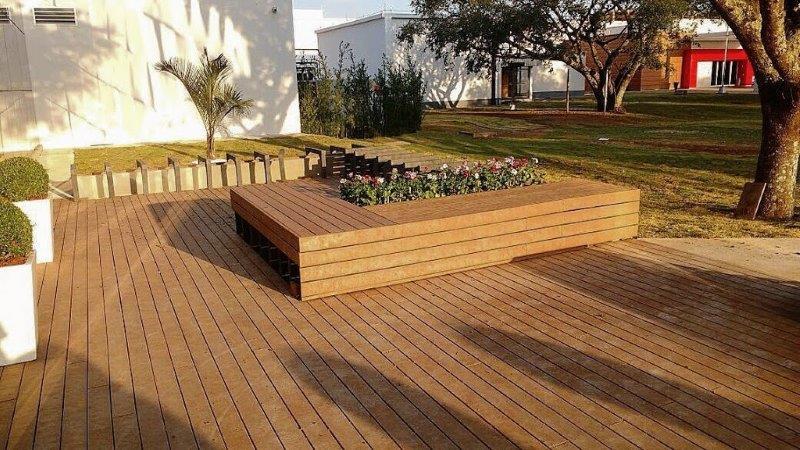 Fabrica de madeira ecologica