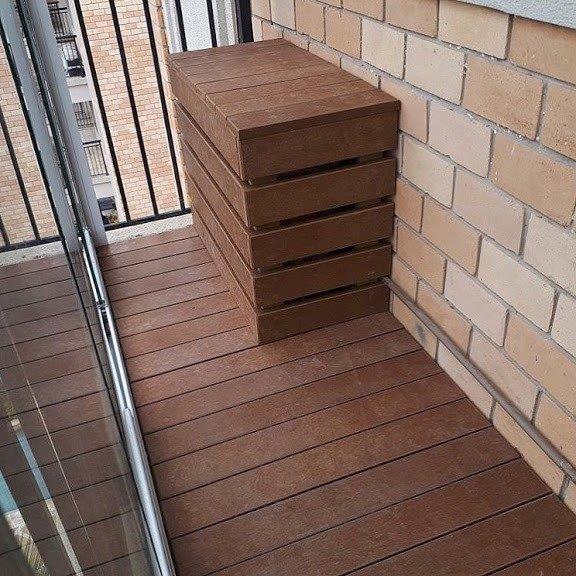 Moveis de madeira plastica