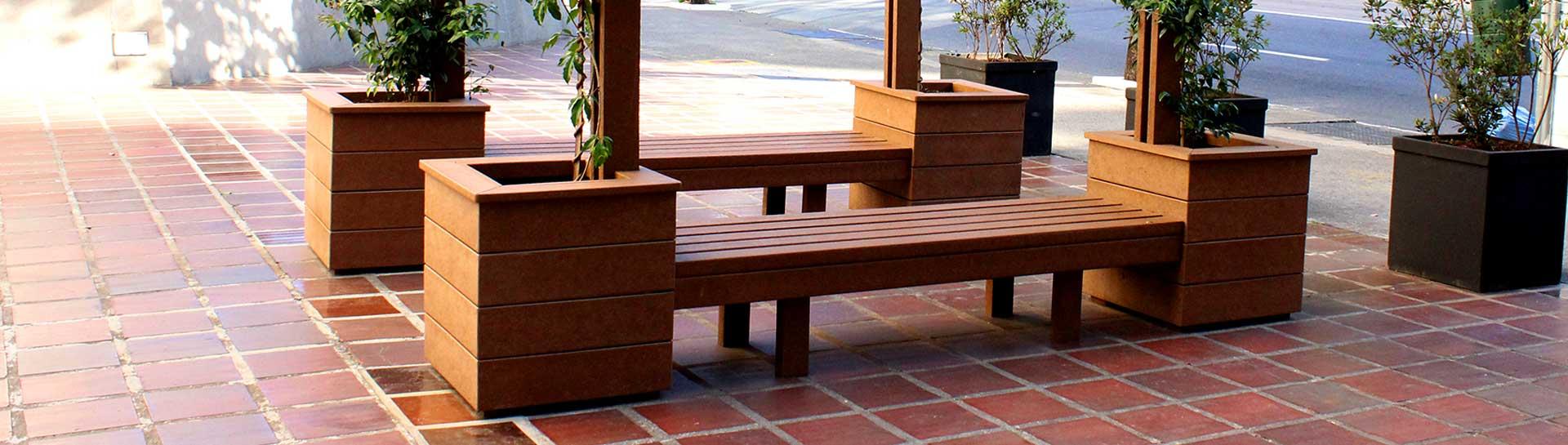 Cachepot madeira plastica preço